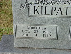 Doratha Ruth Kilpatrick