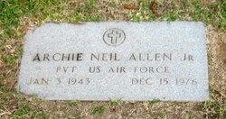 Archie Neil Sonny Allen, Jr