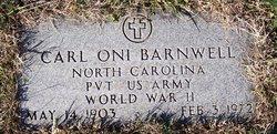 Carl Omi Barnwell