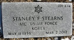 Stanley Frank Stearns