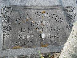 Ola <i>Wootton</i> Smith