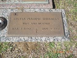 Sylvia Nadine <i>Dawkins</i> Sherman