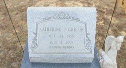 Katherine J Griffin