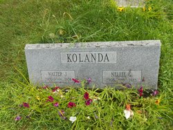 Nellie Gladys <i>Cleveland</i> Kolanda