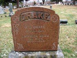Arminda <i>Weed</i> Drake