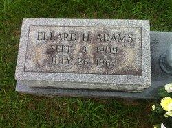 Edith A <i>Kemp</i> Adams