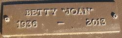 Betty Joan <i>Leaf</i> Hansel