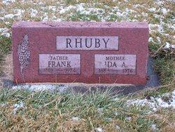 Ida <i>Stene</i> Rhuby