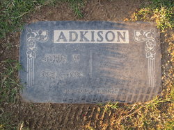 John W Adkison