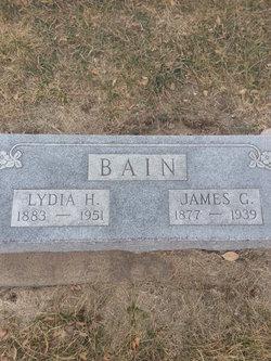 James G Bain