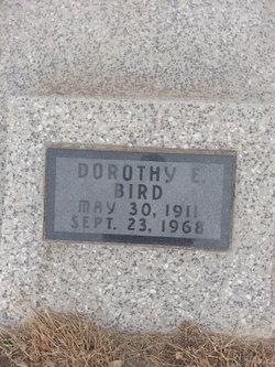 Dorothy E Bird