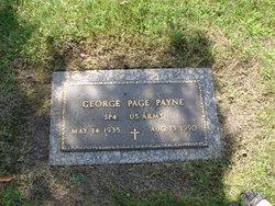 George Page Payne