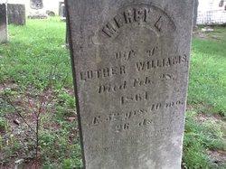 Mercy K Williams