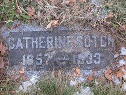 Catherine Elizabeth <i>Meadath</i> Sutch