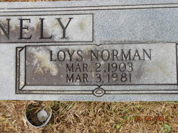 Loys <i>Norman</i> Connely