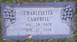 Charlesetta Campbell