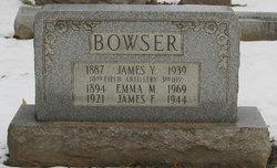 James Y. Jim Bowser