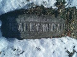 Ellen E <i>Healey</i> McCaul