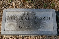 Roxie <i>Thompson</i> Smith