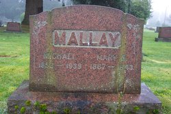 Mary E. <i>Gates</i> Mallay