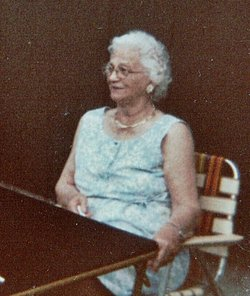Lillian Elizabeth Lillie <i>Andres</i> Brandau