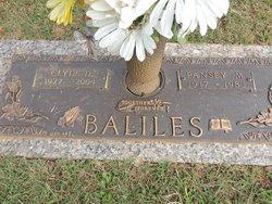 Pansey Massey <i>Foley</i> Baliles