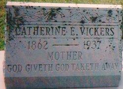 Catherine E Katie <i>Harper</i> Vickers