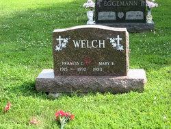 Mary Ellen Marie <i>McGiffney</i> Welch