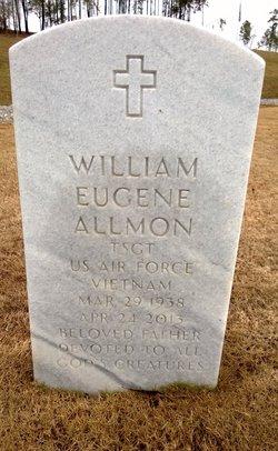 William Eugene Mr. Bill Allmon