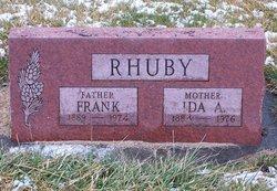 Frank Rhuby
