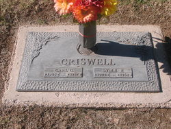 Carl Curtis Criswell