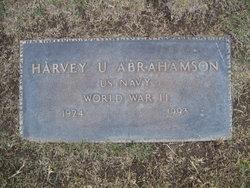 Harvey U Abrahamson