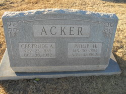 Phillip Hendrix Acker