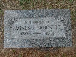 Mrs Agnes Josephine <i>Ambruster</i> Crockett