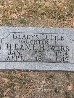 Gladys Lucile Bowers