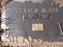 Gerald Blane Watkins