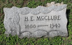 Hugh Everette Harry McClure