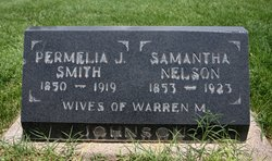 Permelia Jane <i>Smith</i> Johnson