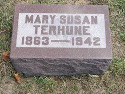 Mary Susan Mollie <i>Rutledge</i> Terhune