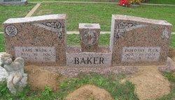 Dorothy <i>Tuck</i> Baker
