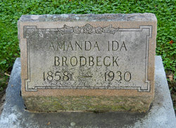 Amanda Ida <i>Mayer</i> Brodbeck