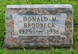 Donald M Brodbeck