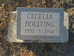 Cecelia Sally Hoelting