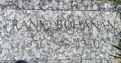 Frank Bohanan