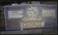 Ethel Faye <i>Pounders</i> George