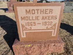 Mary Catherine Molly <i>Bailey</i> Akers