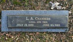 Lucius Alvah Chambers