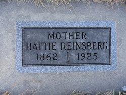 Harriet Hattie <i>Whitney</i> Reinsberg