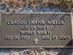 Claude Frank Miller