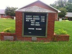 Simmons Grove Baptist Church Cemetery